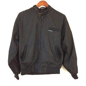 Vintage members only bomber jacket stranger things
